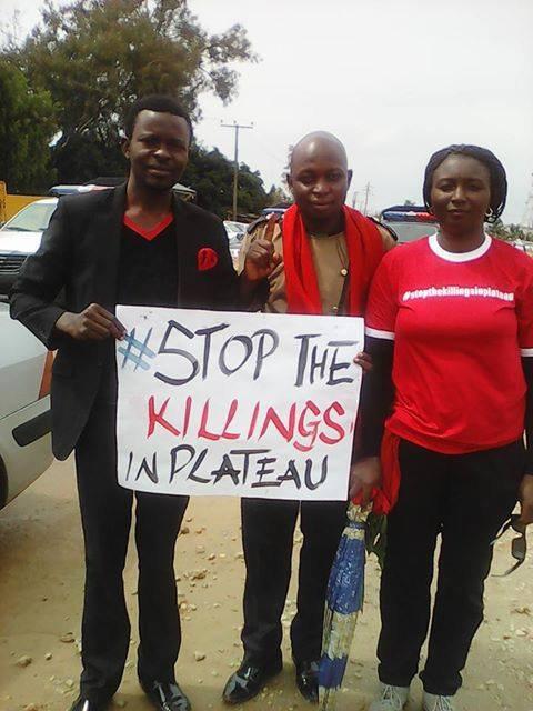RAHF - Nigeria - Advocacy