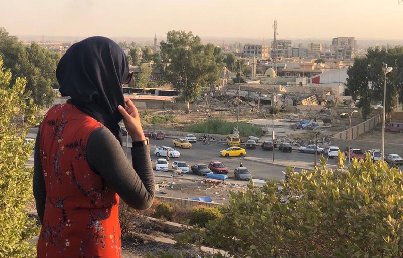 Photo courtesy of Noor Ghazi