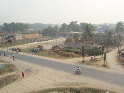 Lahan-strike
