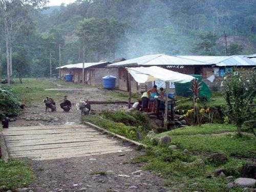 San José de Apartadó Peace Community.
