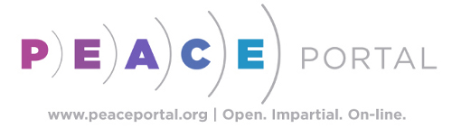 Peace Portal is a unique online platform for cooperation, learning and action in the conflict prevention and peacebuilding field.