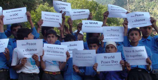 India and Pakistan urged to maintain peace in Kashmir | Peace Insight
