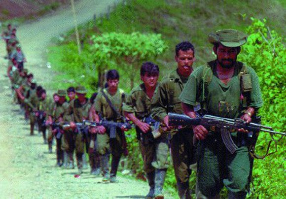The Revolutionary Armed Forces of Colombia (FARC) and the Illicit Drug Trade