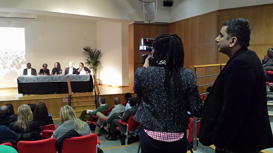 The 'How to Fix Nigeria' series is being held at the Royal African Society, based at London's School of Oriental and African Studies.