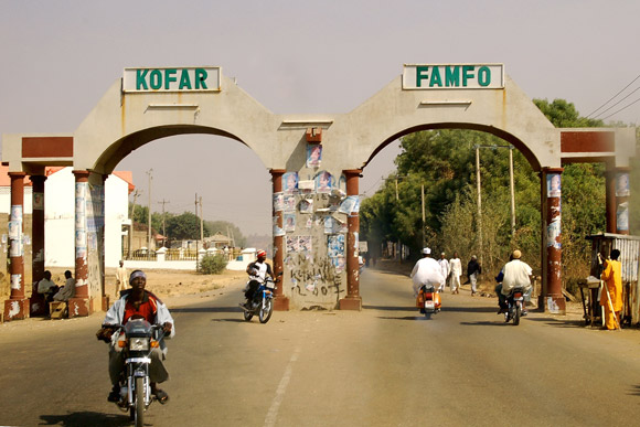 Kano, capital of Northern Nigeria. Photo credit: pjotter05