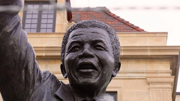 Nelson Mandela has served as an inspiration to peacebuilders across the world, including in ZImbabwe. Image credit: Ted Eytan.