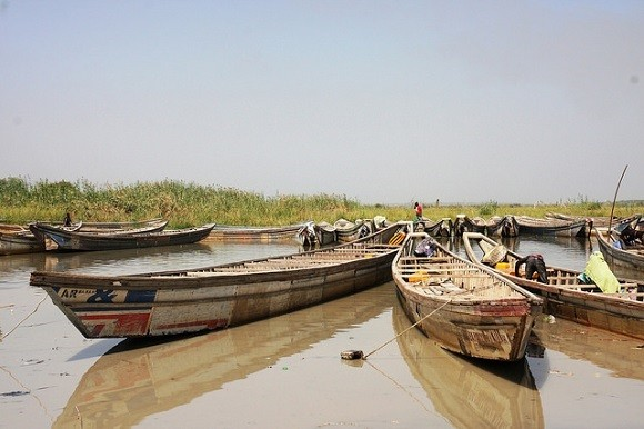 Kri Kri, on the shores of Lake Chad. Villages in Chad have seen increasing attacks from militants based on the Nigerian side of the Lake. Image credit: European Commission DG ECHO.