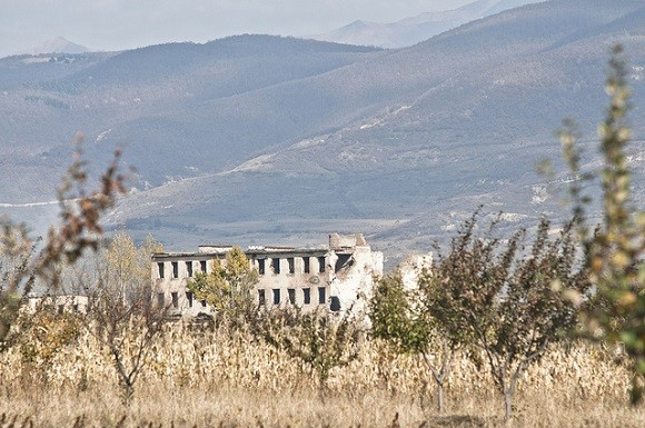 The conflicts in South Ossetia and Abkhazia have made it difficult for researchers to access material covering their shared history with the rest of Georgia. Image credit: Marco Fieber.